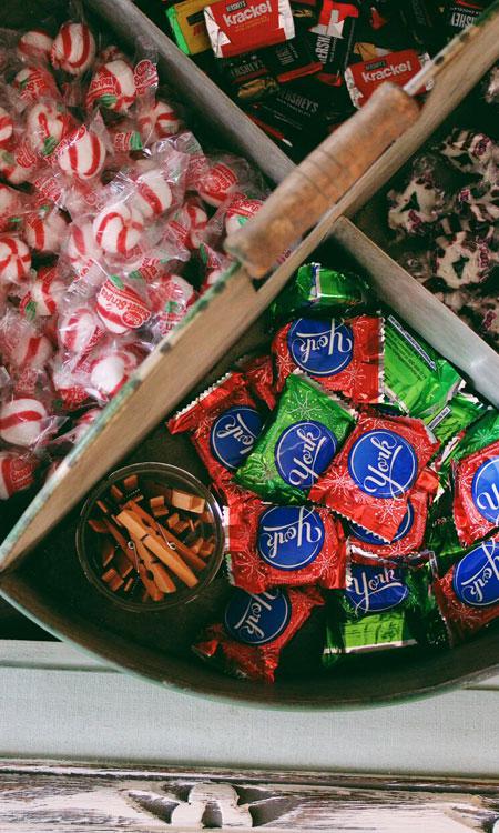 advent calendar candy