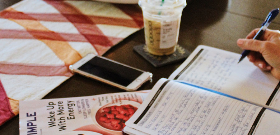 staying motivated planner